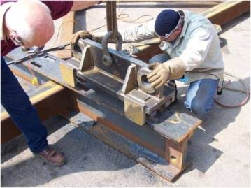 Triflo Custom Design and Fab welding pic 5