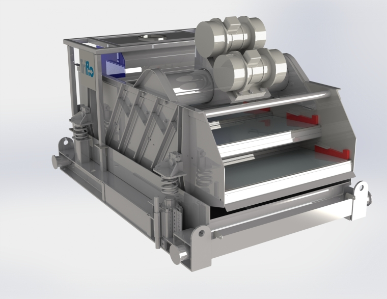 Shaker, 148L PTP Complete 12-00-344 (RENDER)